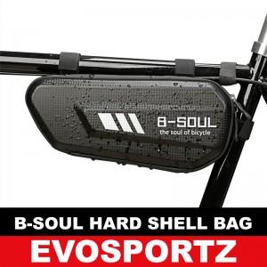 B-Soul Hard Shell Frame Bag
