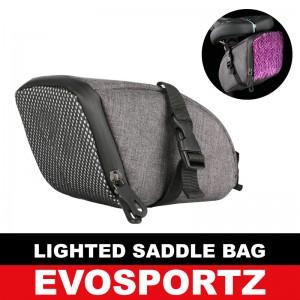 Lighted Saddle Bag