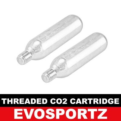 Threaded CO2 Cartridge 16g