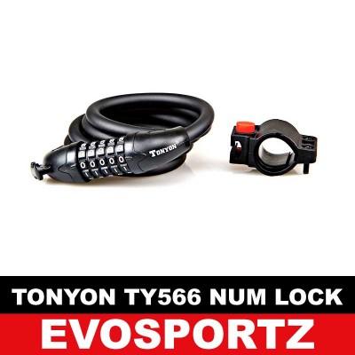 Tonyon TY566 5-Digit Combination Lock