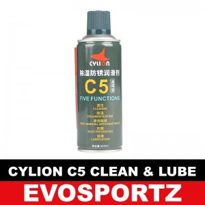 Cylion C5 Clean & Lube