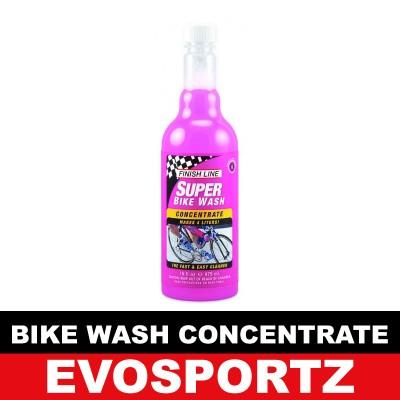 Finish Line Super Bike Wash Concentrate