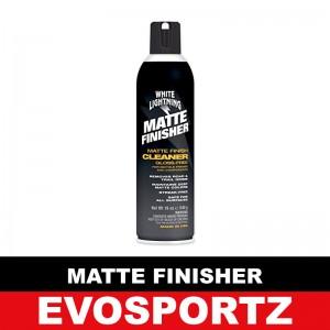 White Lightning Matte Finisher