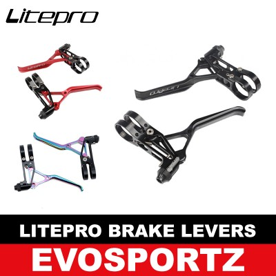 Litepro UltraLever Bicycle Brake Levers