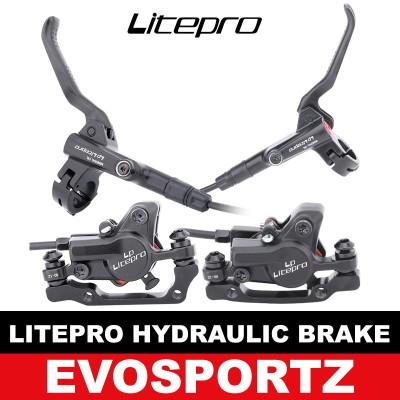 Litepro Hydraulic Brake Set