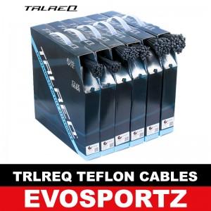 TRLREQ Bicycle Teflon Cables