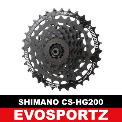 Shimano CS-HG200 Cassette
