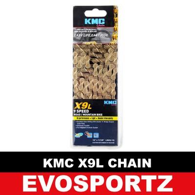 KMC X9L Chain