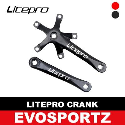 Litepro Square Taper Crank