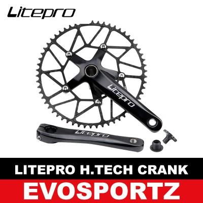 Litepro Hollowtech Crankset