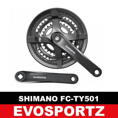 Shimano FC-TY501 Crankset