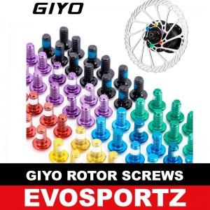 Giyo Rotor Screws