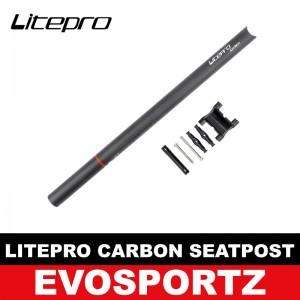 Litepro Carbon Seatpost