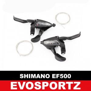 Shimano EF500 Speed Shifter Set