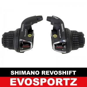 Shimano Tourney Revoshift SL-RS35