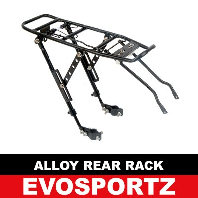 Bicycle Alloy Rear Rack
