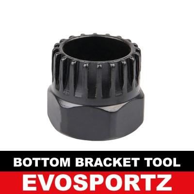 Bicycle Bottom Bracket Tool ES1341 - Black