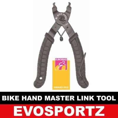 Bike Hand Master Link Tool