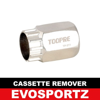 Toopre Cassette Remover Tool