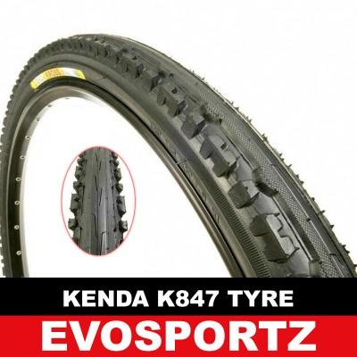 Kenda Bicycle Tyre K847 (26 x 1.75)