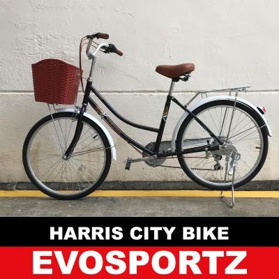 Harris City Bike HY2406 (Black)
