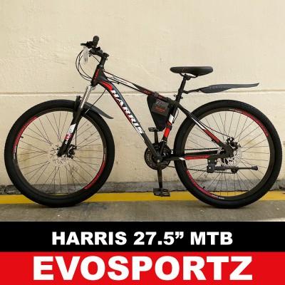 Harris 27.5 Mountain Bike N2724 (Red) (Red)