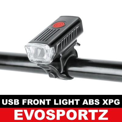 Bicycle ABS XPG USB Front Light