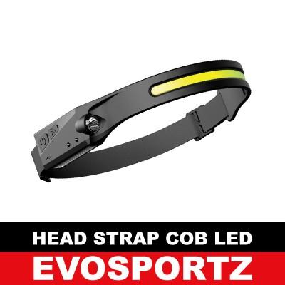 Head Strap COB LED Light