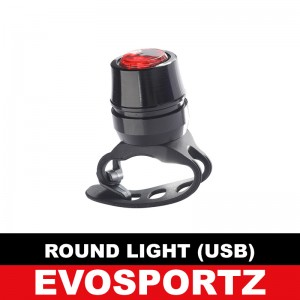 Round USB Rechargeable Light CDBSWD
