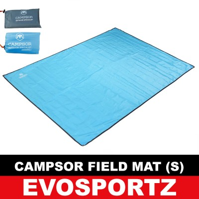 Campsor Fabric Field Mat (S)