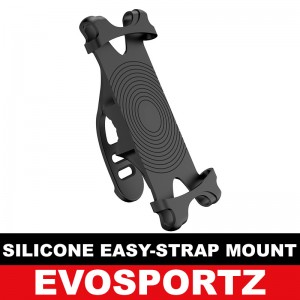 Silicone Easy Strap Phone Holder