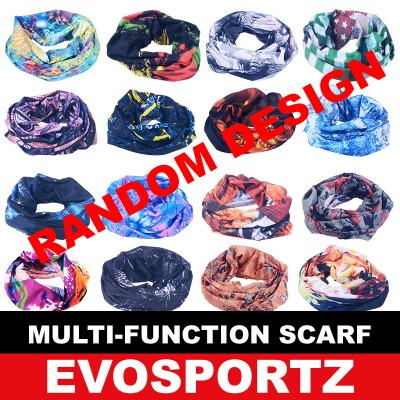 Random Multi-Function Scarf