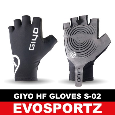 Giyo Half Finger Gloves S-02