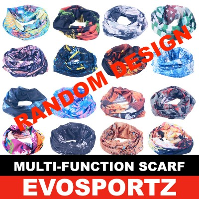 Multi-Function Scarf (Random Design)