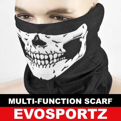 SkullX Multi-Function Scarf