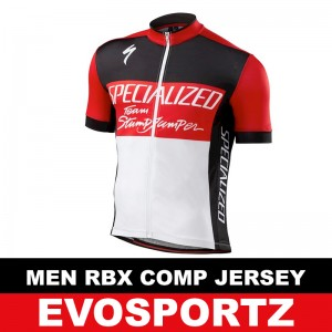 Specialized Men RBX Comp Jersey (Red)
