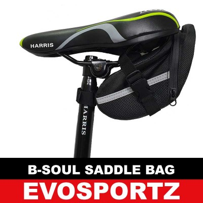 B-Soul Saddle Bag