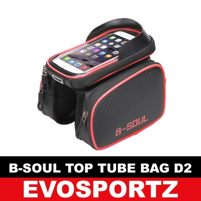 B-Soul Top Tube Bag (Design 2)