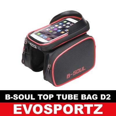 B-Soul Top Tube Bag (Design 2)