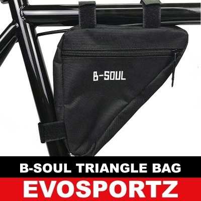 B-Soul Triangle Bag
