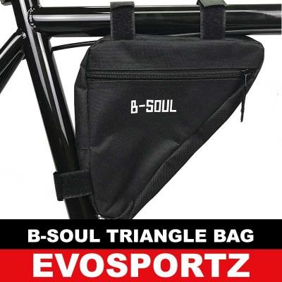B-Soul Triangle Bag