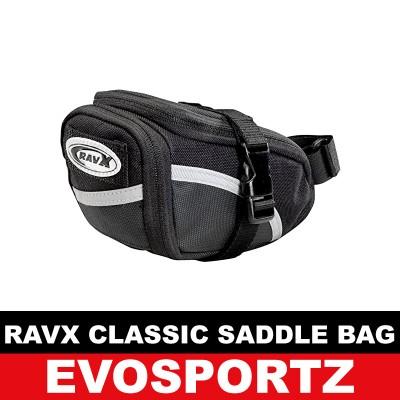 RavX Classic Medium Saddle Bag
