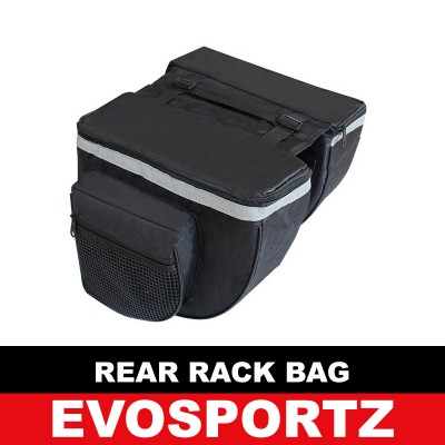 Bicycle Rear Rack Bag (Design 2)