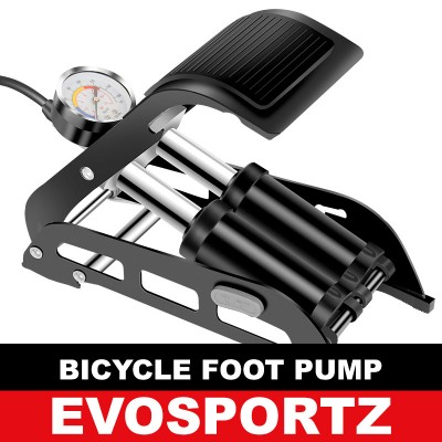 EvoSportz Foot Pump