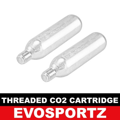 Threaded CO2 Cartridge