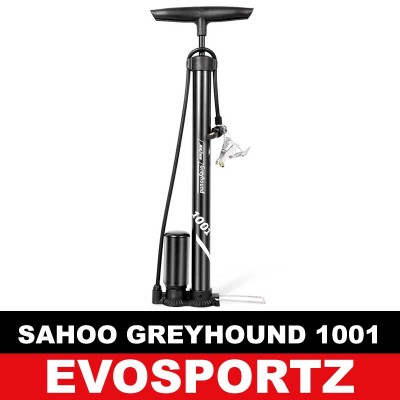 Sahoo Bicycle Air Pump Greyhound (No Gauge)