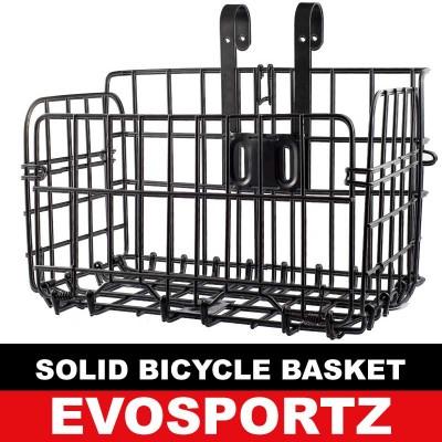 Solid Bicycle Basket