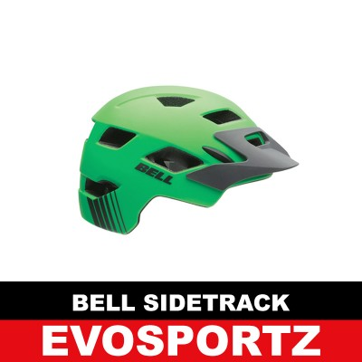 Bell Sidetrack Child (Kryptonite Green)