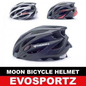 Moon Bicycle Helmet