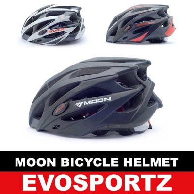 Moon Bicycle Helmet